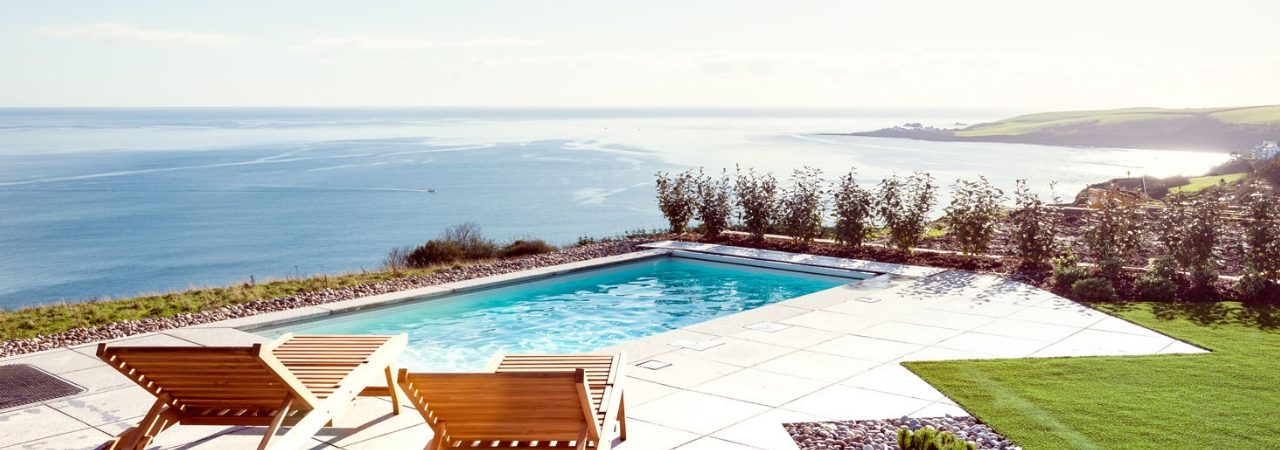 Astounding Luxury Holiday Homes With Swimming Pools In Cornwall Download Free Architecture Designs Embacsunscenecom
