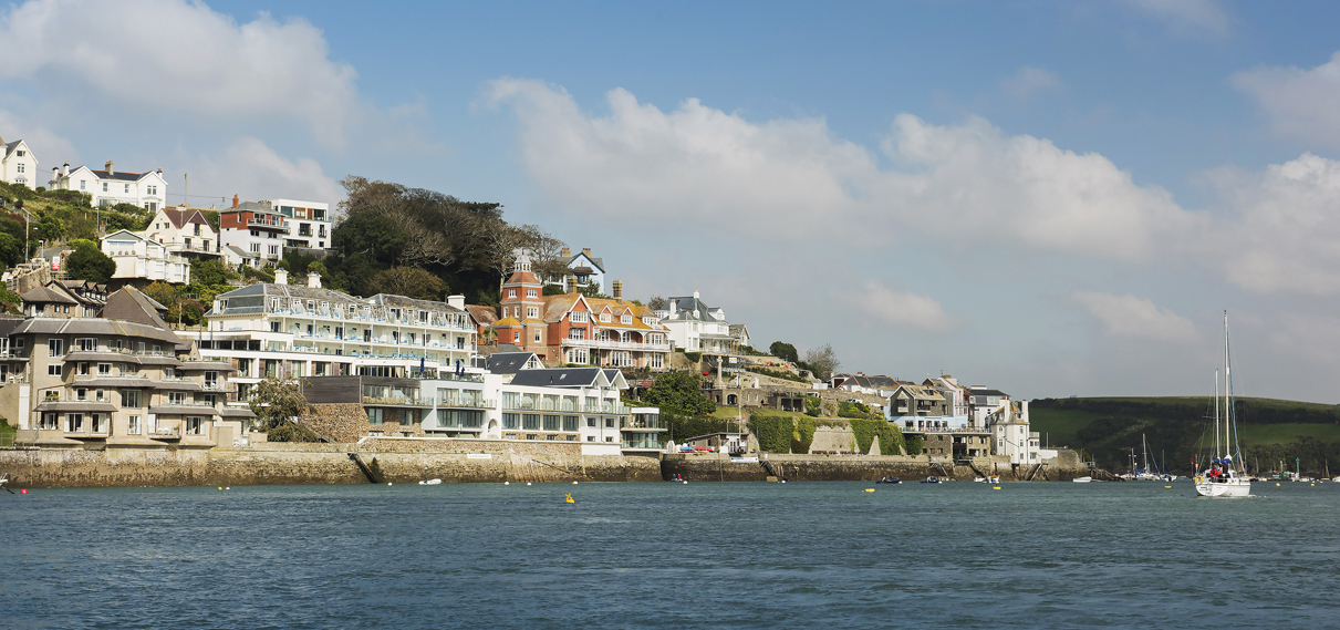 Holiday cottages in Salcombe